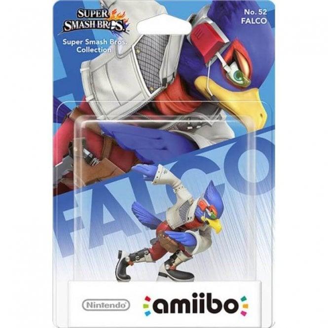 Super Smash Bros Collection Falco Amiibo