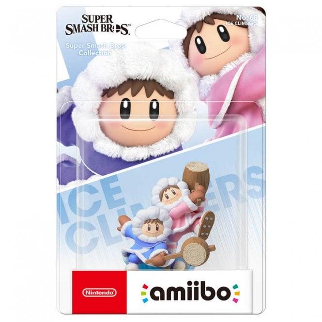 Super Smash Bros: Collection Ice Climbers Amiibo