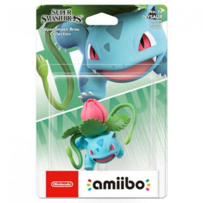 Super Smash Bros Collection Ivysaur Amiibo