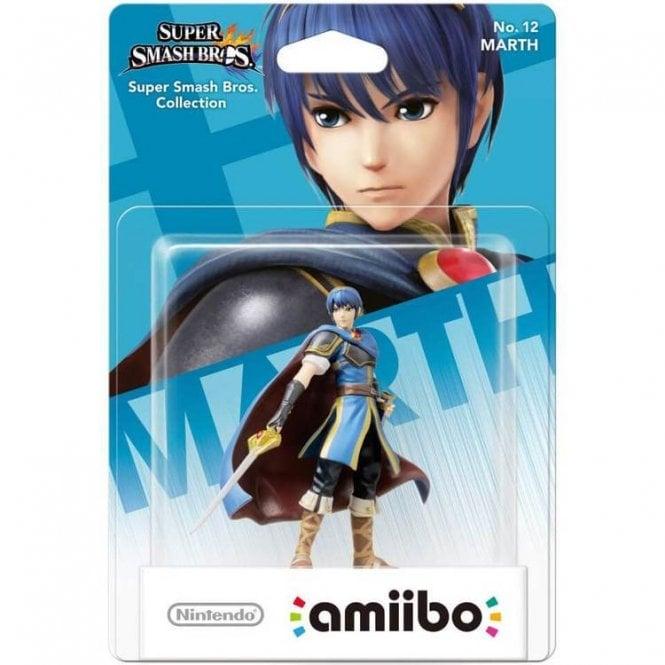 Super Smash Bros Collection Marth Amiibo