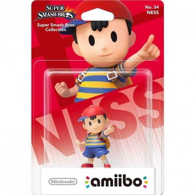 Super Smash Bros Collection Ness Amiibo