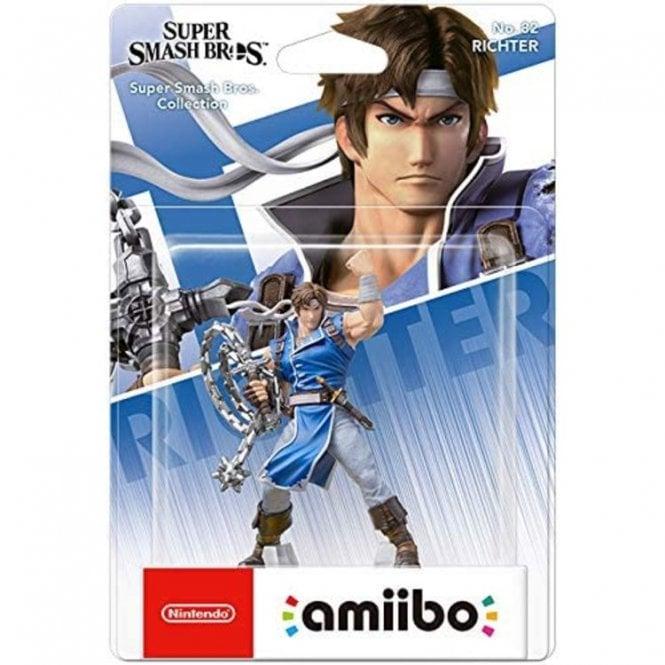 Super Smash Bros Collection Richter Belmont Amiibo