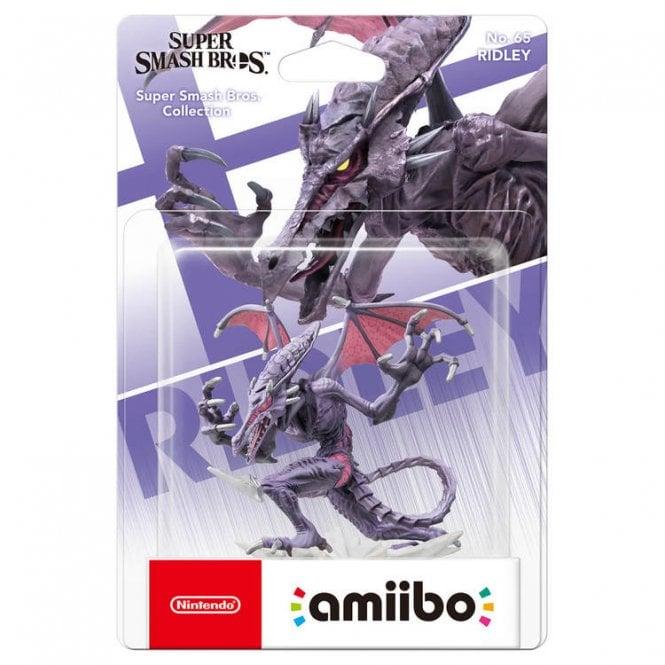Super Smash Bros Collection Ridley Amiibo