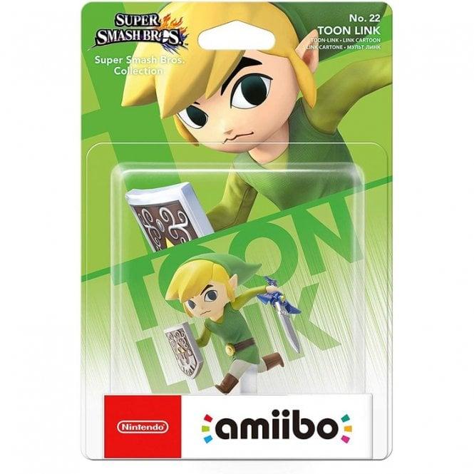 Super Smash Bros Collection Toon Link Amiibo