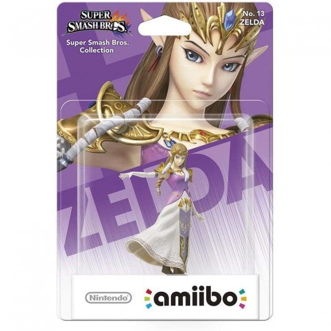 Super Smash Bros Collection Zelda Amiibo
