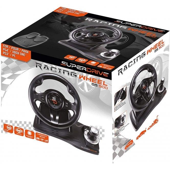 Superdrive GS500 Multi Format Steering Wheel