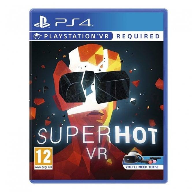 Superhot VR PS4