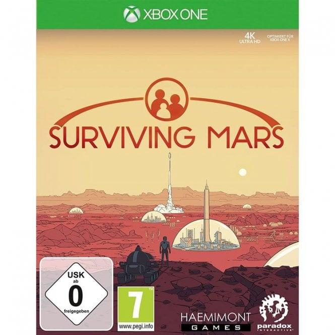 Surviving Mars Xbox