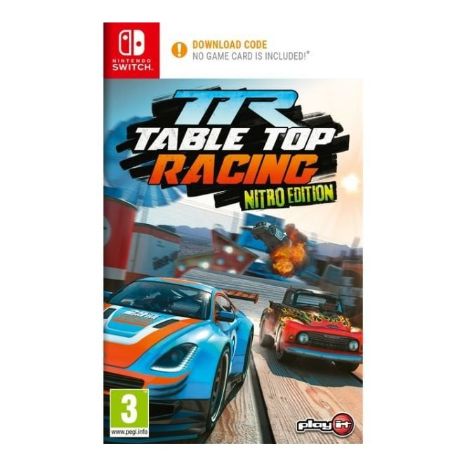 Table Top Racing Nitro Edition Code In A Box Switch