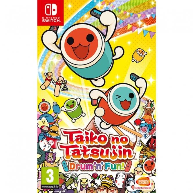 Taiko no Tatsujin Drum 'n' Fun! Switch