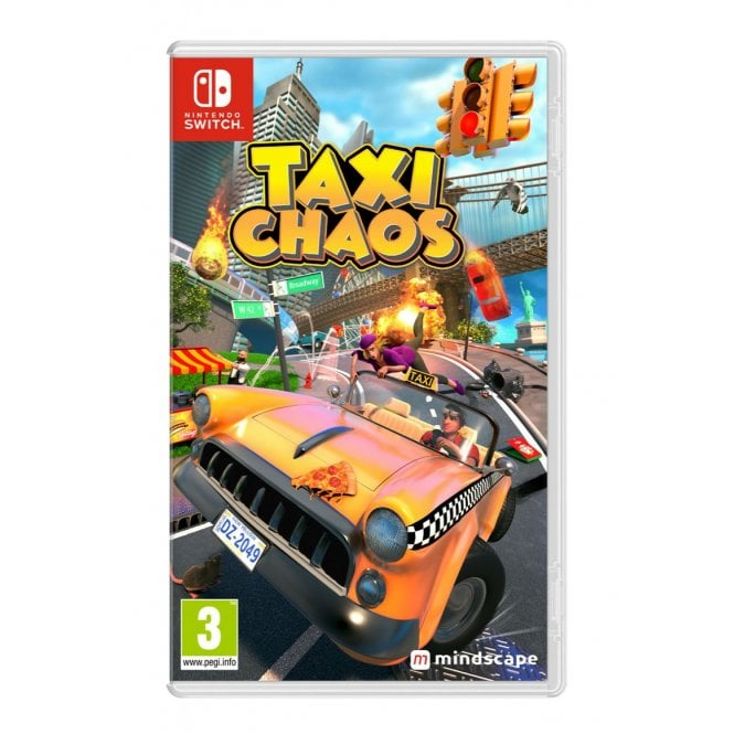 Taxi Chaos Switch