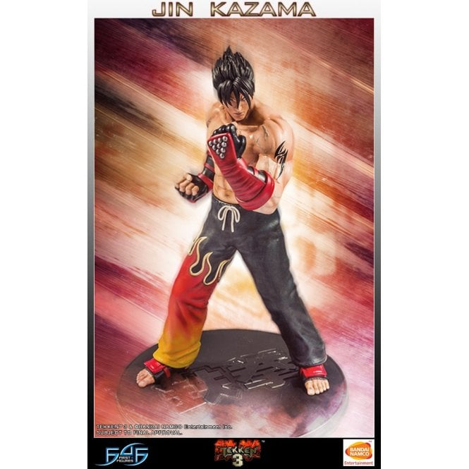 Tekken 3 Jin Kazama Regular Edition