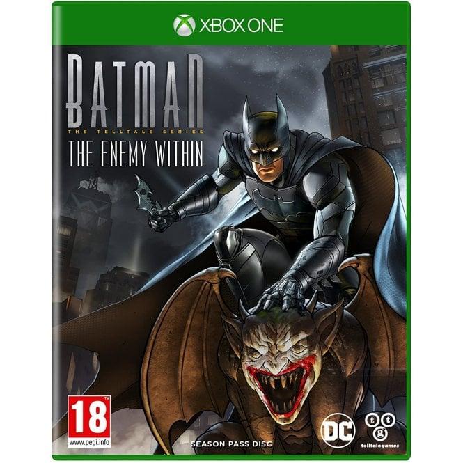 Telltale Batman The Enemy Within Xbox