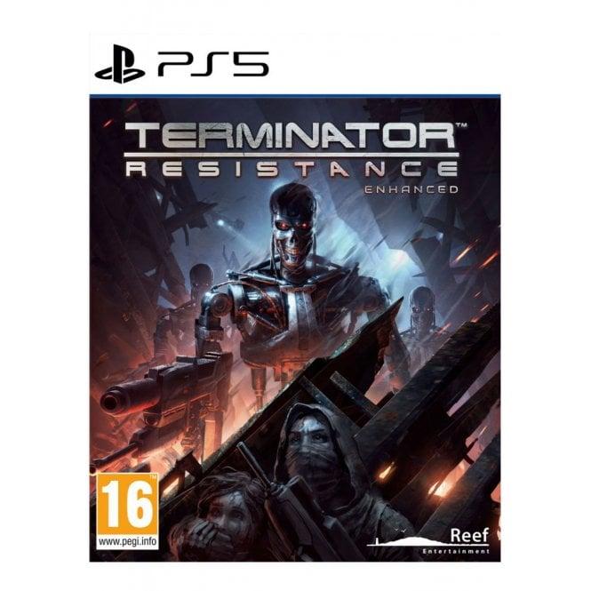 Terminator Resistance Enhanced PS5