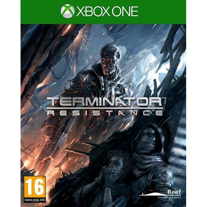 Terminator Resistance Xbox