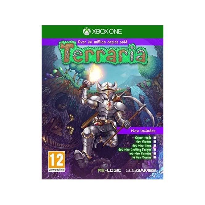 Terraria Xbox