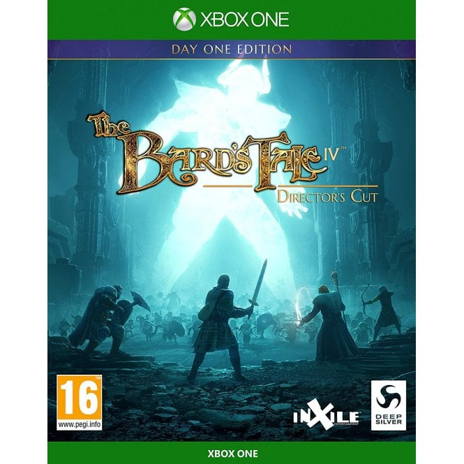 The Bards Tale IV Day One Edition Xbox