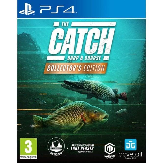 The Catch Carp & Coarse Collector's Edition PS4