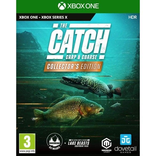 The Catch Carp & Coarse Collector's Edition Xbox