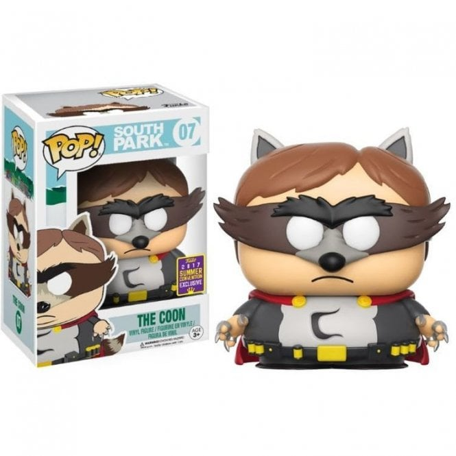 The Coon Exclusive POP! Vinyl