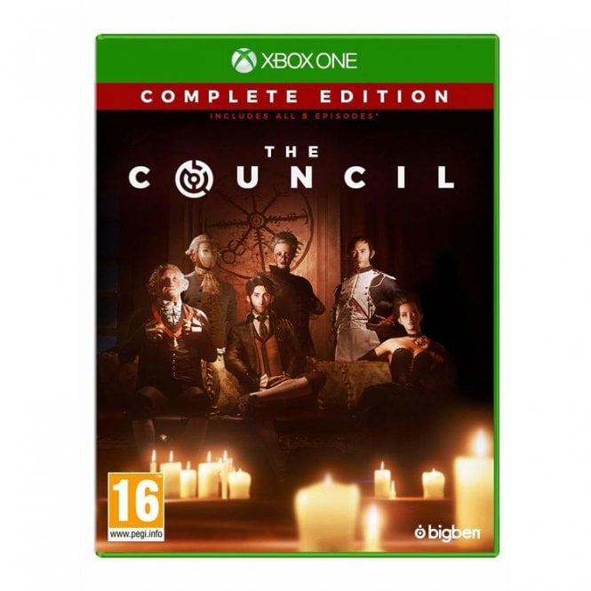 The Council Complete Edition Xbox