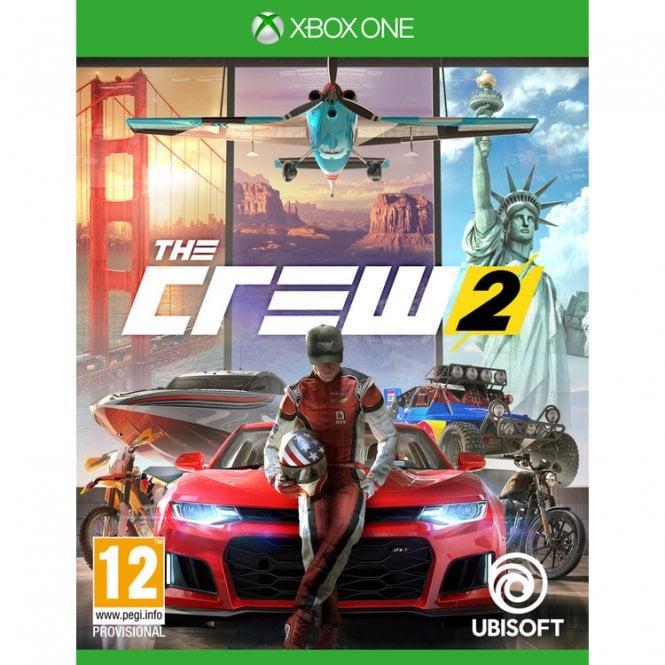 The Crew 2 Xbox