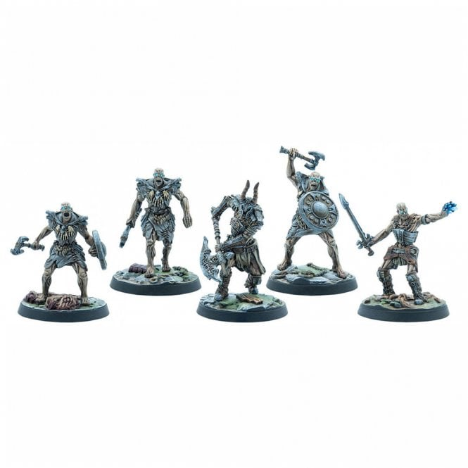 The Elder Scrolls Call To Arms Draugr Ancients