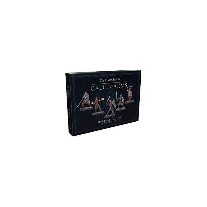 The Elder Scrolls Call to Arms Imperial Legion Faction Starter Set