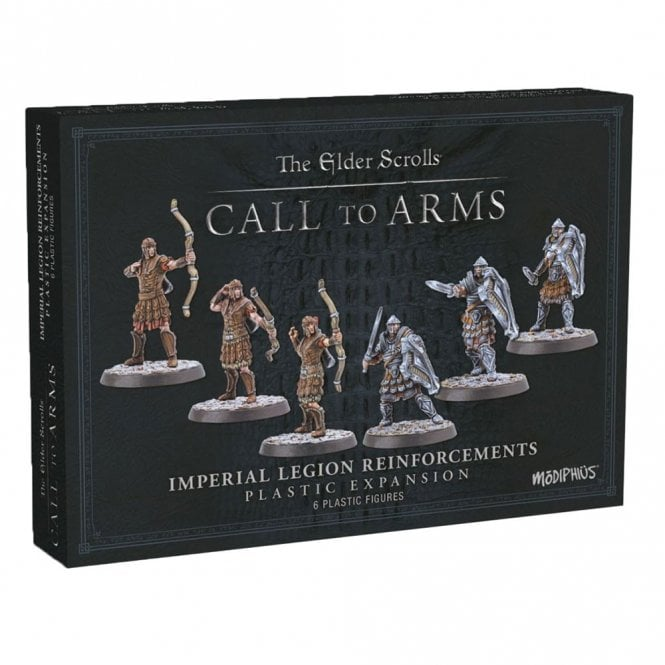 The Elder Scrolls Call To Arms Imperial Legion