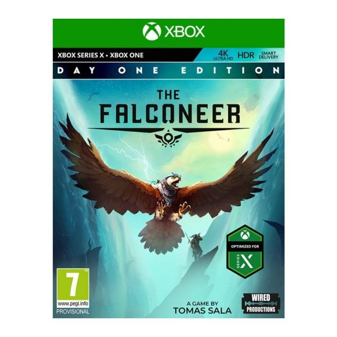 The Falconeer Day 1 Edition Xbox