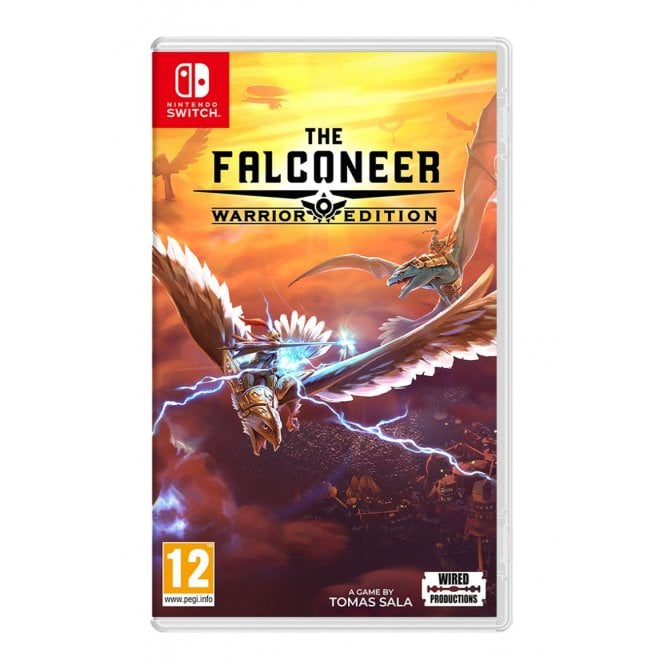 The Falconeer Warrior Edition Switch