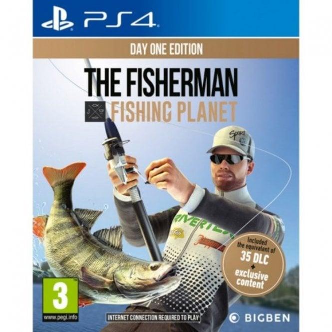 The Fisherman Fishing Planet PS4