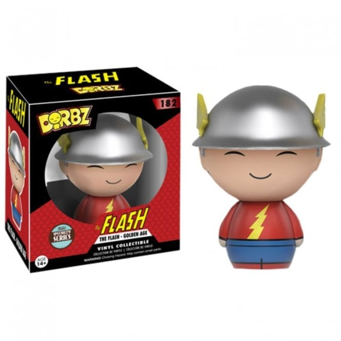The Flash Golden Age Dorbz
