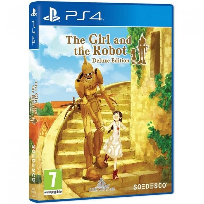 The Girl & the Robot Deluxe Edition PS4