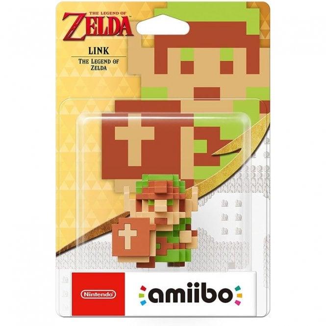 The Legend of Zelda 8-Bit Link Amiibo
