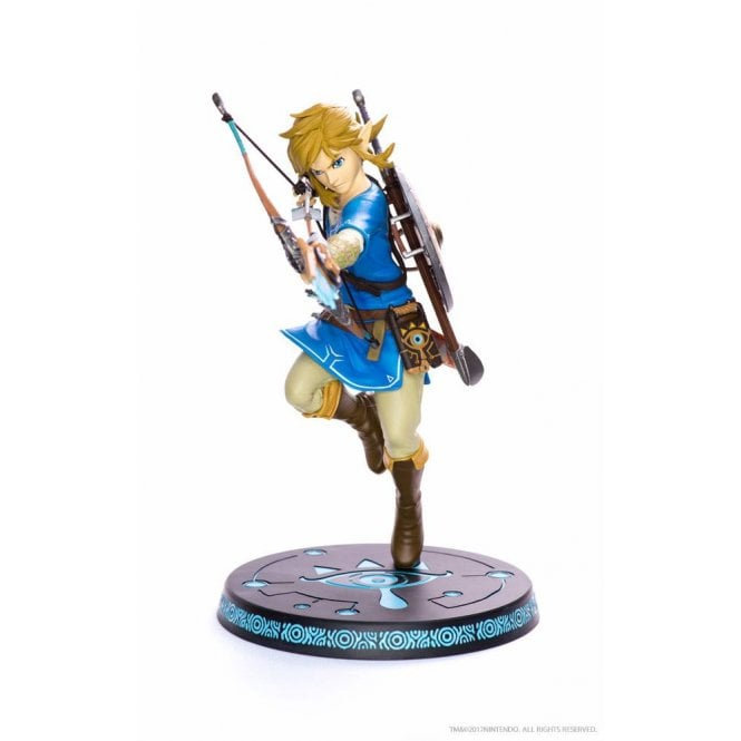 The Legend of Zelda Breath of the Wild PVC Link