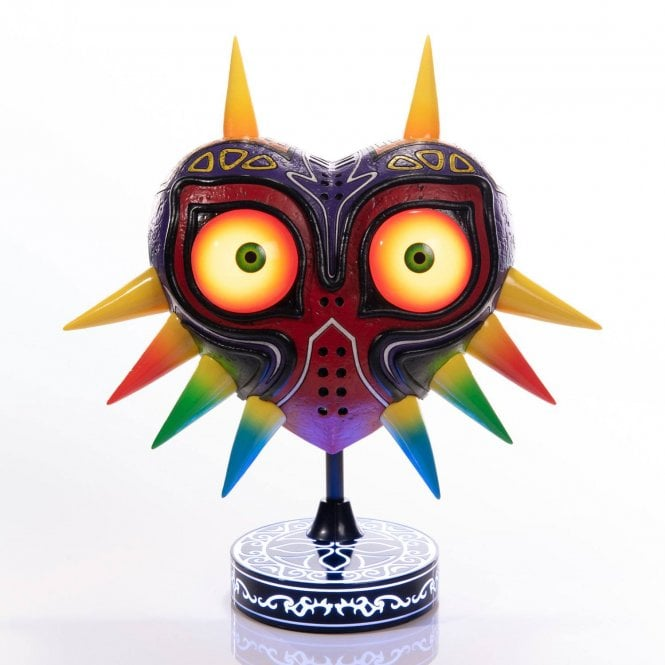 The Legend of Zelda Majora's Mask PVC Majora's Mask Collector's Edition