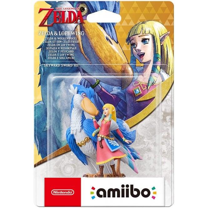 The Legend of Zelda Skyward Sword Amiibo Zelda & Loftwing