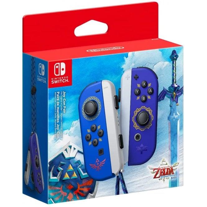 The Legend of Zelda Skyward Sword Joy-Con Pair Skyward Sword Edition