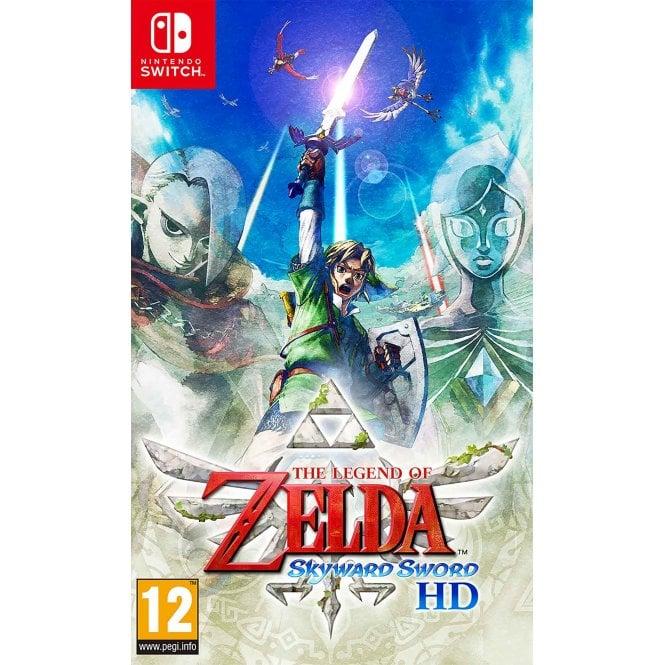 The Legend of Zelda Skyward Sword Switch