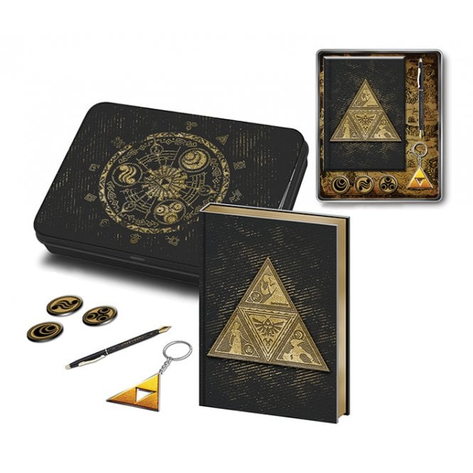 The Legend of Zelda Tri Force Gift Set
