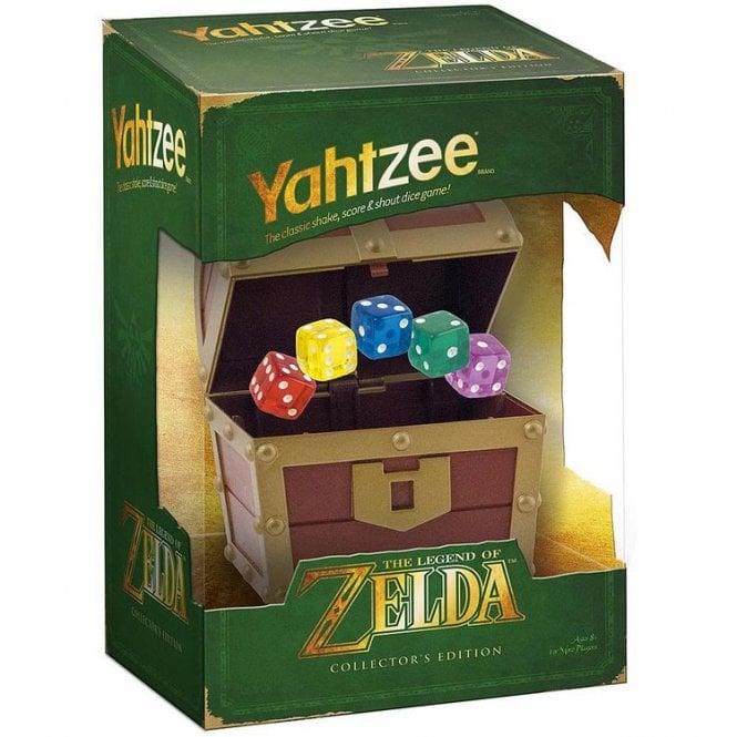 The Legend of Zelda Yahtzee