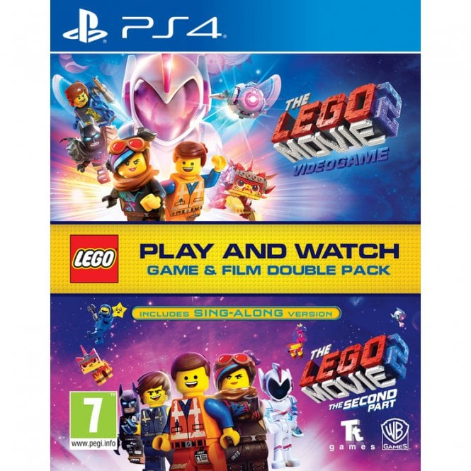 The LEGO Movie 2 Double Pack PS4