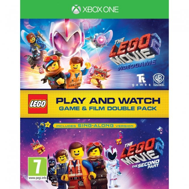The LEGO Movie 2 Double Pack Xbox One