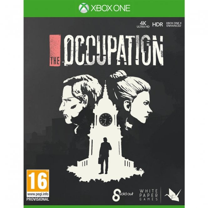 The Occupation Xbox