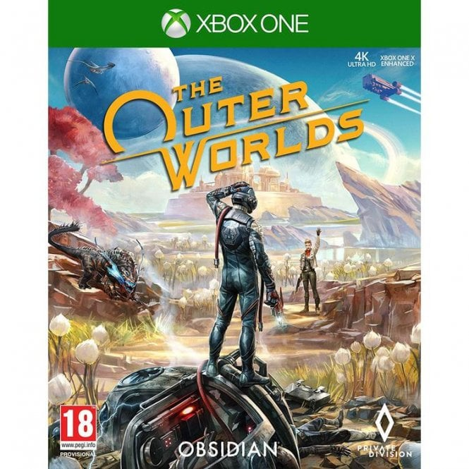 The Outer Worlds Xbox