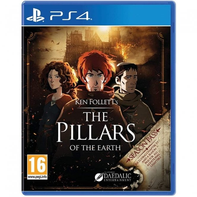 The Pillar`s of Earth PS4