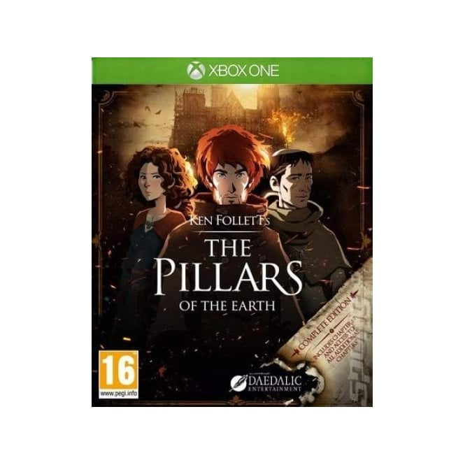 The Pillar`s of Earth Xbox One
