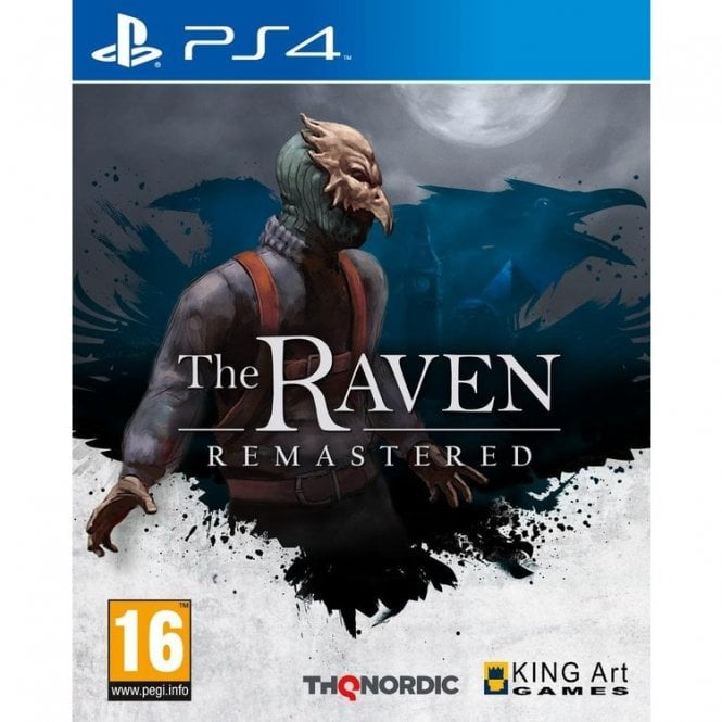 The Raven HD PS4