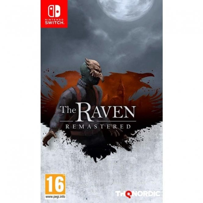 The Raven Remastered Switch